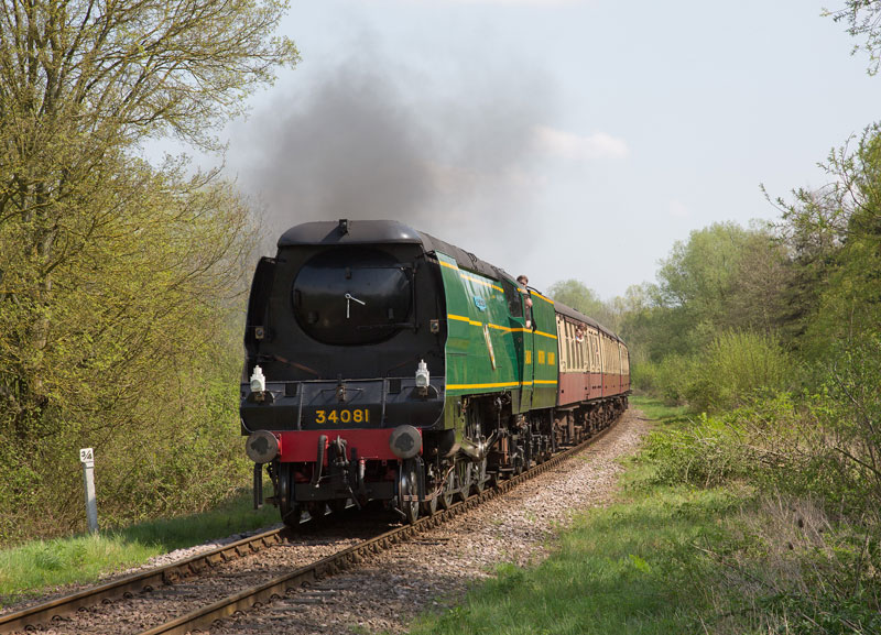 August Bank Holiday Branch Line Weekend