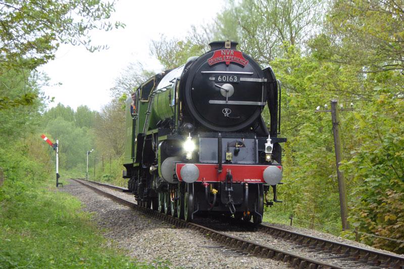 Steam Starter Experience | Nene Valley Railway Ltd