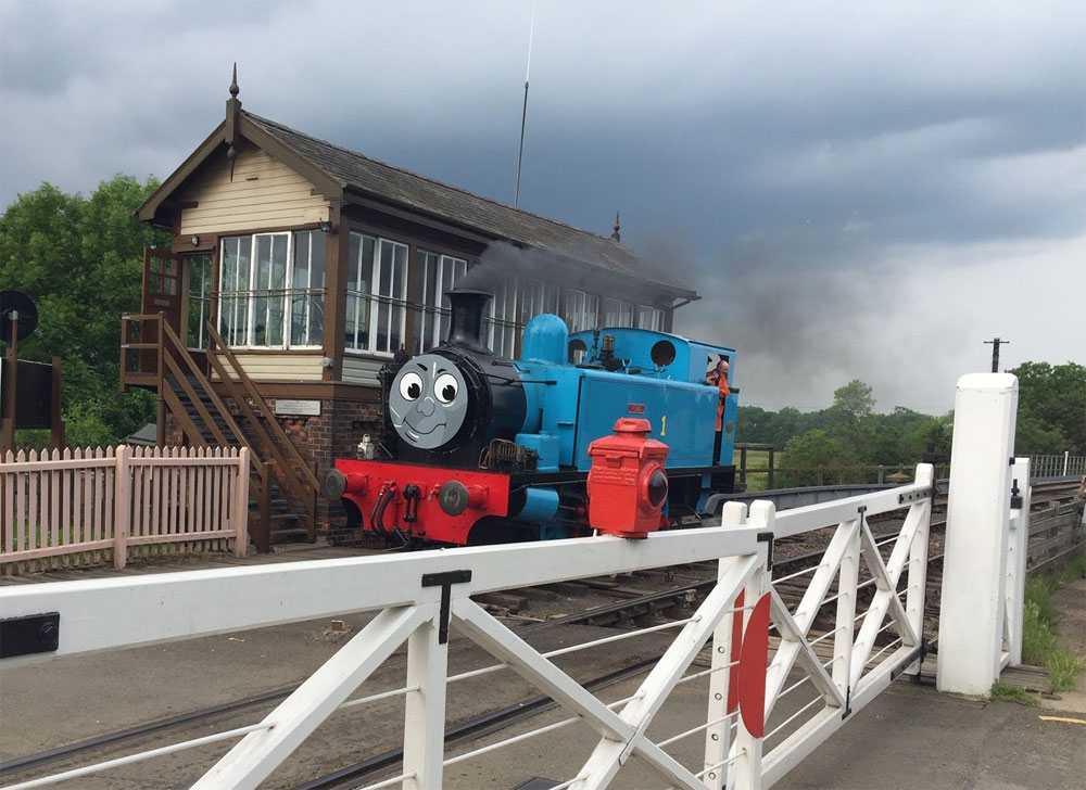 Stupendous Thomas Nene Valley Railway Ltd Download Free Architecture Designs Scobabritishbridgeorg