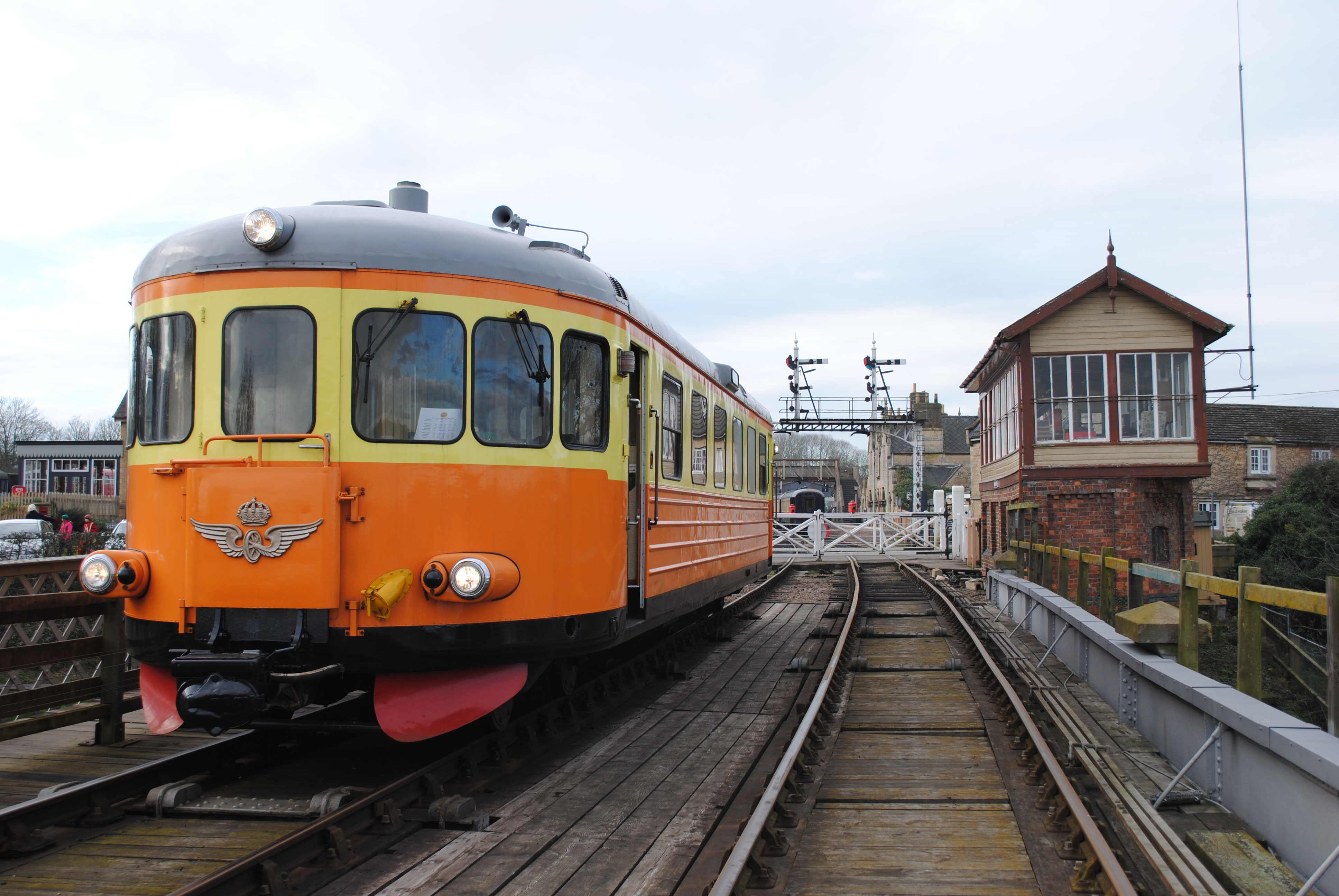 Winter Railcar Specials