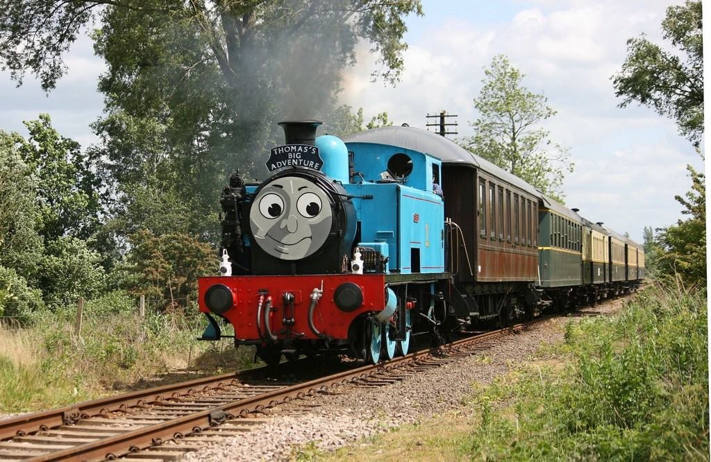 Thomas Big Adventure