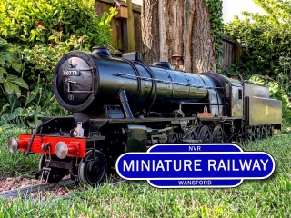 Miniature Railway Open and Fundraising Day