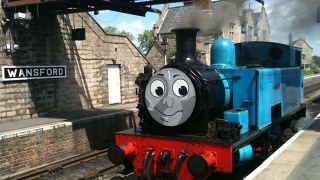 Thomas Re-opens the NVR