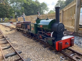 Miniature Railway & Vintage Open Day
