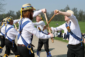 Steam Folk & Morris