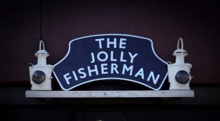 The Jolly Fisherman