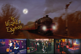 The Wizard's Express